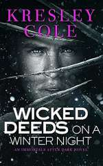 Wicked Deeds on a Winter's Night (The Immortals After Dark #3)