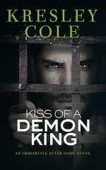 Kiss of a Demon King (The Immortals After Dark #6)