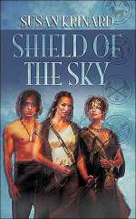 Shield of the Sky (The Stone God #1)