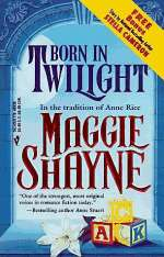 Born in Twilight (Wings in the Night #5)