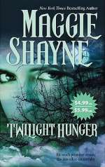 Twilight Hunger (Wings in the Night, #7)