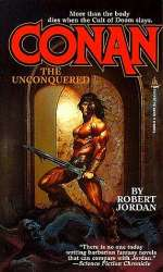 Conan the Unconquered (The Conan Chronicles, #3)