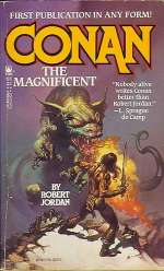Conan the Magnificent (The Conan Chronicles, #5)