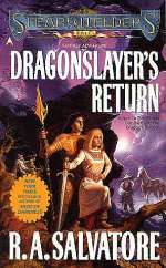 Dragonslayer's Return (Spearwielder's Tale, #3)