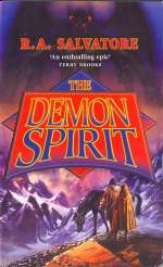 The Demon Spirit (The DemonWars Saga #2)