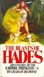The Beast of Hades (Adventures of the Empire Princess, #4)