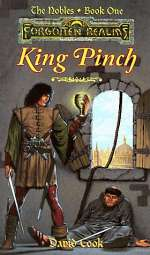 King Pinch (Forgotten Realms: The Nobles #1)