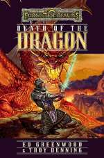 Death of the Dragon (Forgotten Realms: The Cormyr Saga #3)