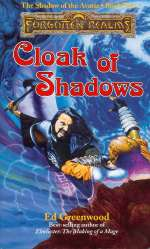 Cloak of Shadows (The Shadow of the Avatar, #2)