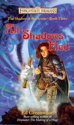 All Shadows Fled (The Shadow of the Avatar #3)