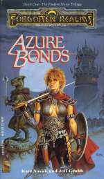 Azure Bonds (Forgotten Realms: The Finder's Stone Trilogy, #1)