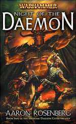 Night of the Daemon (Warhammer: Daemon Gates, #2)