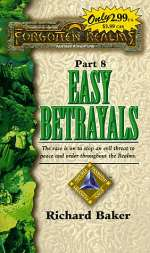 Easy Betrayals (Double Diamond Triangle Saga, #8)