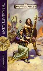 The Alabaster Staff (Forgotten Realms: The Rogues #1)