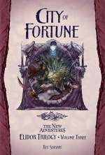 City of Fortune (Dragonlance: Elidor Trilogy #3)