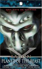 Planet of the Beast (Jason X, #3)