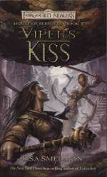 Viper's Kiss (Forgotten Realms: House of Serpents #2)