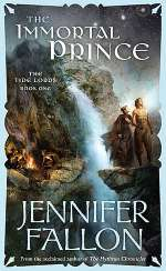 The Immortal Prince (The Tide Lords, #1)