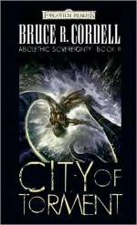 City of Torment (Forgotten Realms: Abolethic Sovereignty, #2)