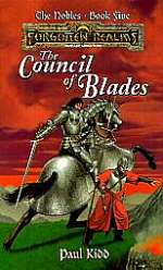The Council of Blades (Forgotten Realms: The Nobles #5)