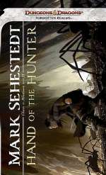Hand of the Hunter (Forgotten Realms: Chosen of Nendawen, #2)
