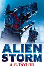 Alien Storm (Superhumans, #2)