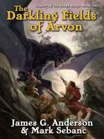 The Darkling Fields of Arvon (Legacy of the Stone Harp, #2)