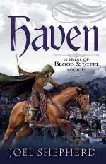 Haven (A Trial of Blood and Steel, #4)