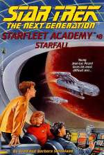 Starfall (Star Trek: The Next Generation: Starfleet Academy, #8)