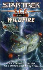 Wildfire (Star Trek: S.C.E. #6)