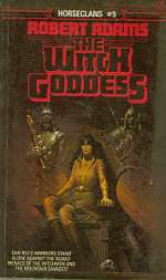 The Witch Goddess (Horseclans, #9)