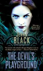 The Devil's Playground (Morgan Kingsley, Exorcist, #5)