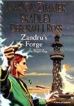 Zandu's Forge (The Clingfire Trilogy, #2)