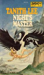Night's Master (Tales from the Flat Earth, #1)