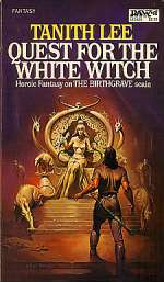 Quest for the White Witch (The Birthgrave Trilogy, #3)