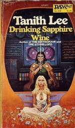 Drinking Sapphire Wine (The Four-BEE Series, #2)