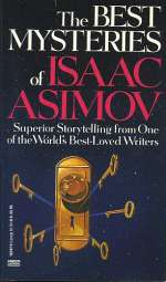 The Best Mysteries of Isaac Asimov