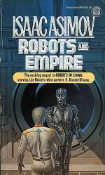 Robots and Empire (The Robot Series, #4)