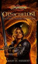 City of the Lost (Dragonlance: The Linsha Trilogy, #1)