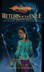 Return of the Exile (Dragonlance: The Linsha Trilogy, #3)