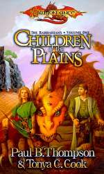 Children of the Plains (Dragonlance: The Barbarians, #1)