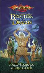 Brother of the Dragon (Dragonlance: The Barbarians, #2)