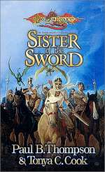 Sister of the Sword (Dragonlance: The Barbarians, #3)