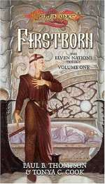 Firstborn (Dragonlance: The Elven Nations Trilogy, #1)