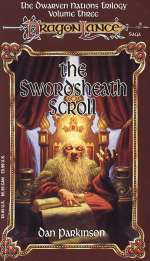 The Swordsheath Scroll (Dragonlance: The Dwarven Nations Trilogy, #3)