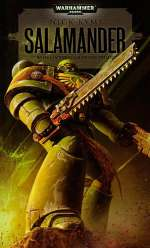 Salamander (Warhammer 40,000: The Tome of Fire Trilogy, #1)