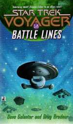 Battle Lines (Star Trek: Voyager (numbered novels), #18)
