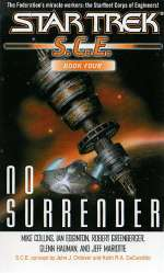 No Surrender (Star Trek: S.C.E. #4)