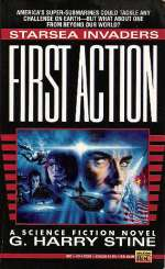 First Action (Starsea Invaders, #1)