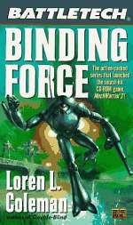 Binding Force (BattleTech #32)